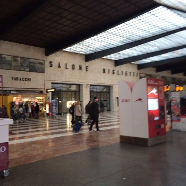 Photos at Bagni Pubblici Firenze SMN - Platform