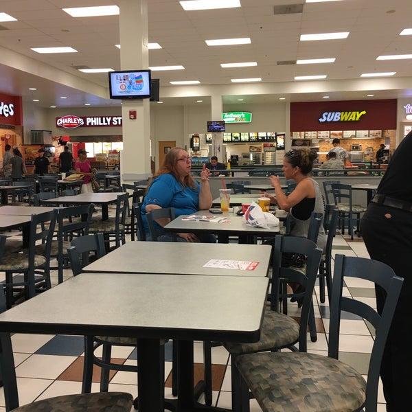 Davis Monthan Bx Food Court