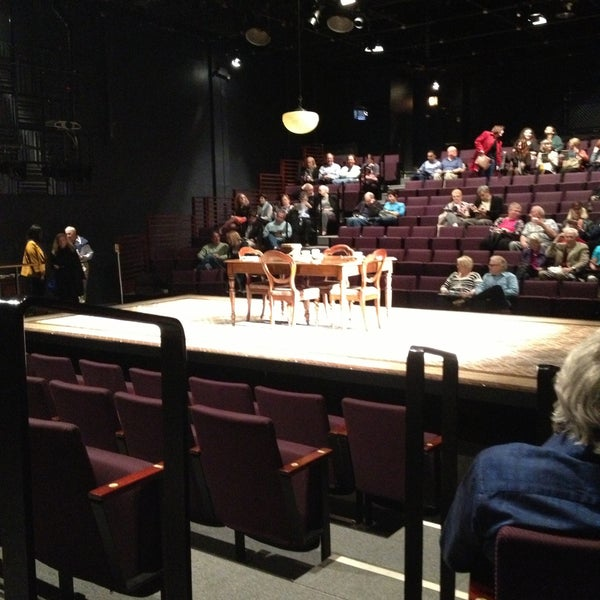 Photo taken at Steppenwolf Theatre Company by Lindsay S. on 4/28/2013