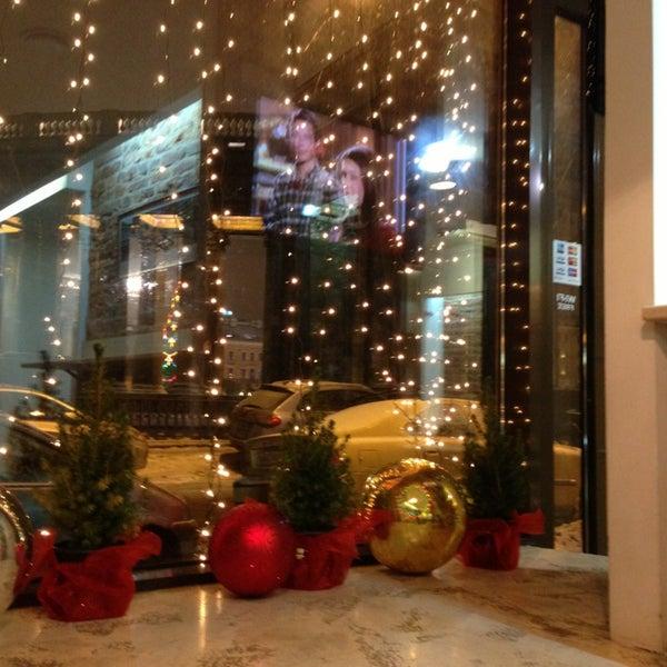Снимок сделан в City Grill Express пользователем Никита Ж. 12/28/2012