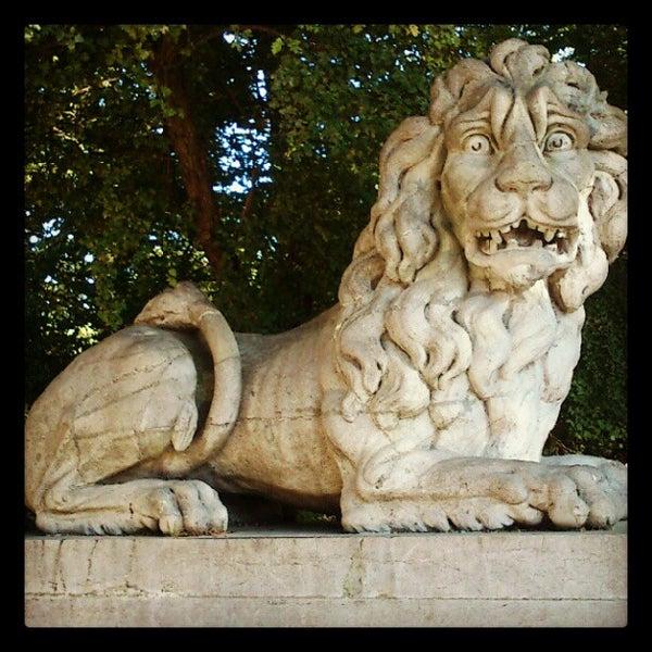 Photo taken at Paleizenplein / Place des Palais by Maria B. on 9/19/2012