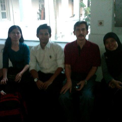 Photo taken at Fakultas Kedokteran Universitas Indonesia by MazAbbi on 3/26/2013
