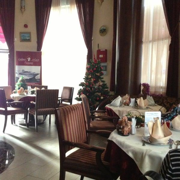 Photo taken at Gulnaz Cafe by Марина В. on 12/29/2012