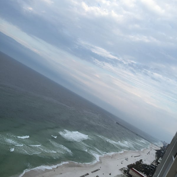 Photo taken at Majestic Beach Resort Panama City Beach by Hope S. on 5/11/2016