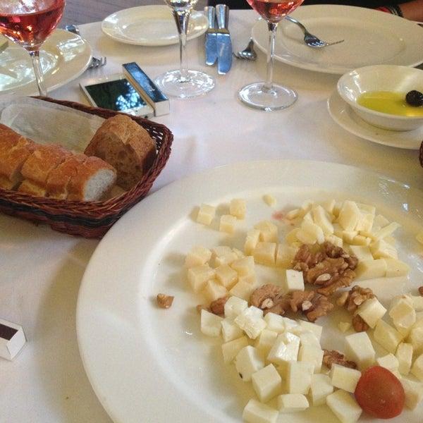 8/16/2013 tarihinde Beste K.ziyaretçi tarafından Şans Restaurant'de çekilen fotoğraf