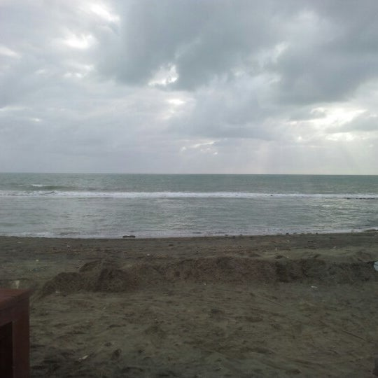 Photo taken at Ostia by Alessandro F. on 1/12/2013