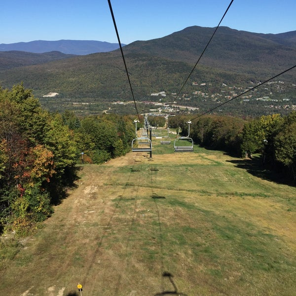 Photo taken at Bretton Woods by Derya B. on 9/26/2015