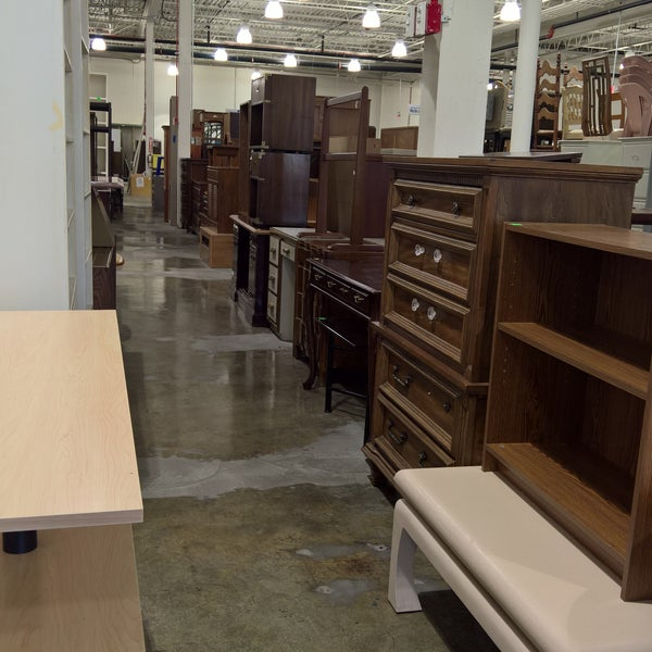 Habitat For Humanity Restore Furniture Home Store In Rockville