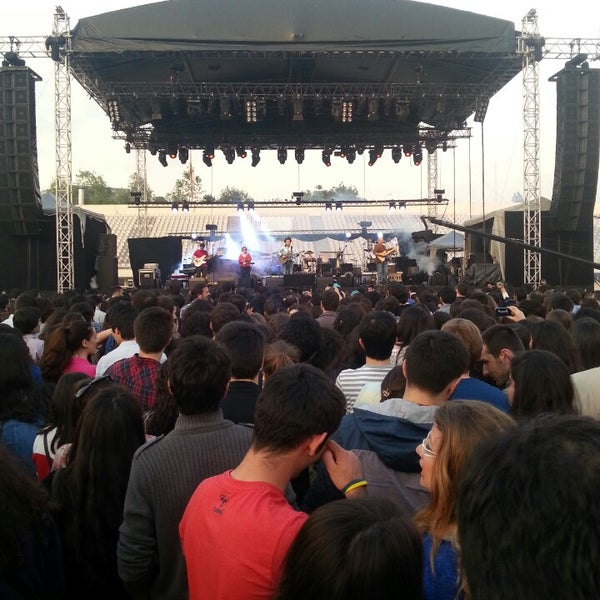 Photo prise au İTÜ Stadyumu par Hasan S. le5/13/2013