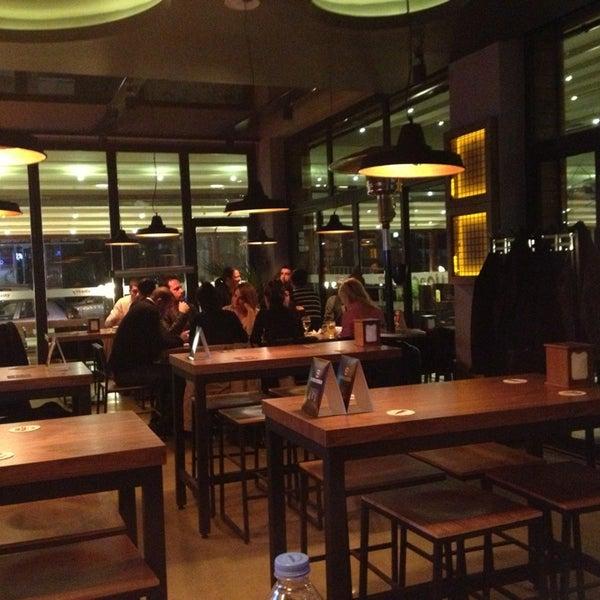 2/3/2013 tarihinde Diyarbakır Baro Lokaliziyaretçi tarafından Cheffy Dünya Mutfağı'de çekilen fotoğraf