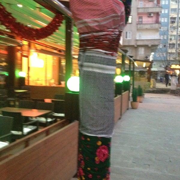 1/4/2013 tarihinde Diyarbakır Baro Lokaliziyaretçi tarafından Cheffy Dünya Mutfağı'de çekilen fotoğraf