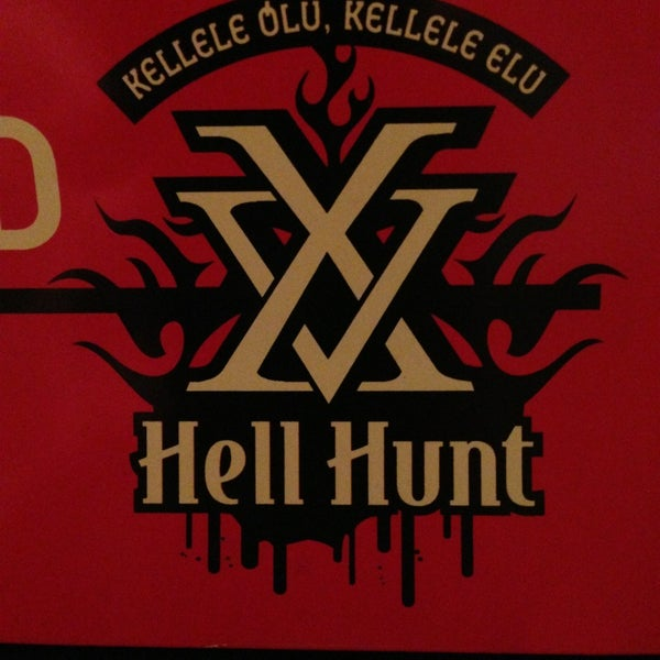 Photo taken at Hell Hunt by Kaur V. on 4/19/2013