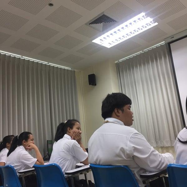 Photo taken at Chiang Mai Rajabhat University by Nutthiiii on 6/30/2017