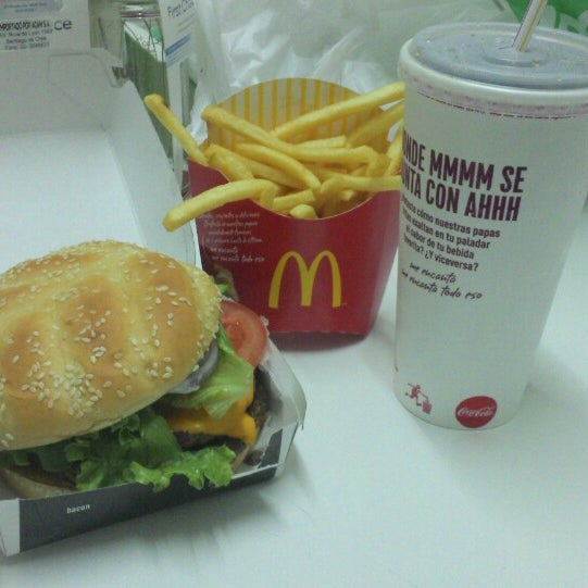 Photo taken at McDonald's by Ariel I. on 5/12/2013