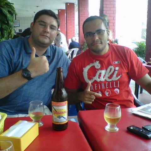 Photo taken at Bode Dourado by Antonio A. on 12/2/2012