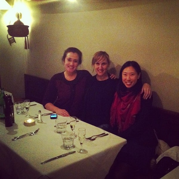 Photo taken at Osteria del Sognatore by Linz S. on 1/23/2013