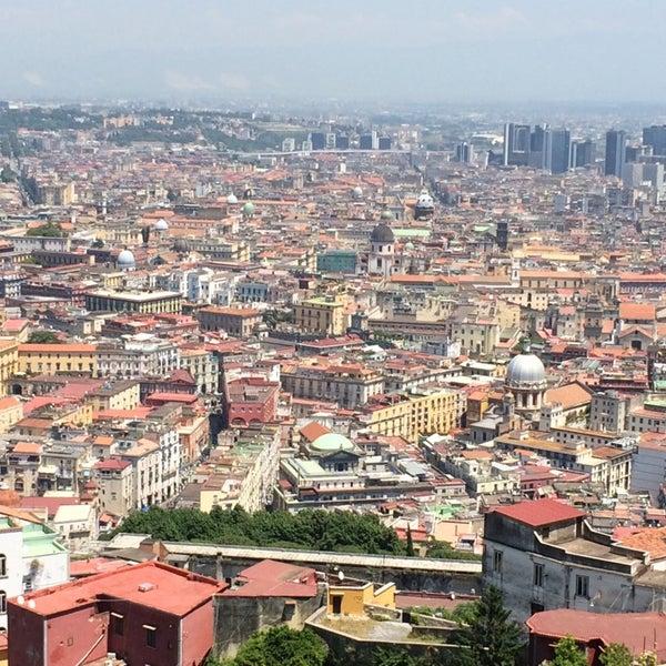 Photo taken at Largo San Martino by Fusun P. on 6/6/2014