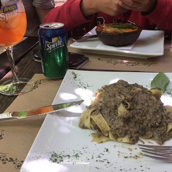 Maravilloso!!! Pastas the real Italianas!! Con cualquier pasta se irán felices 👏👏👏