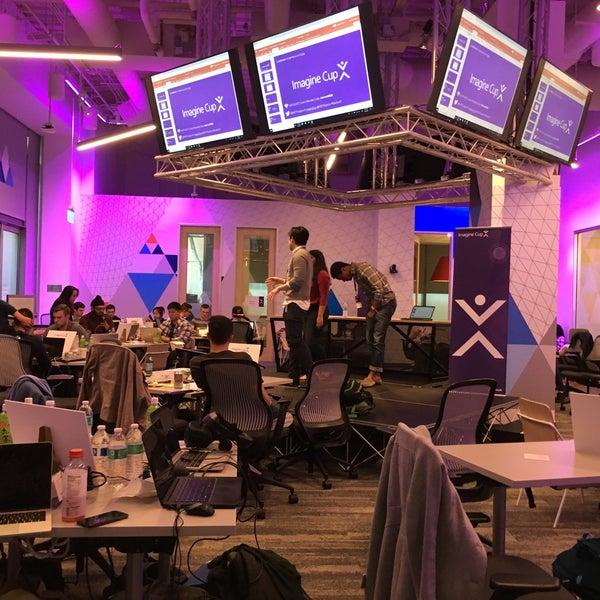 Microsoft Seattle Office: Office In San Francisco