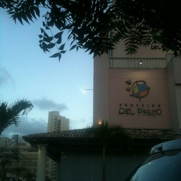 Foto tirada no(a) Shopping Del Paseo por Venicio M. em 4/2/2013