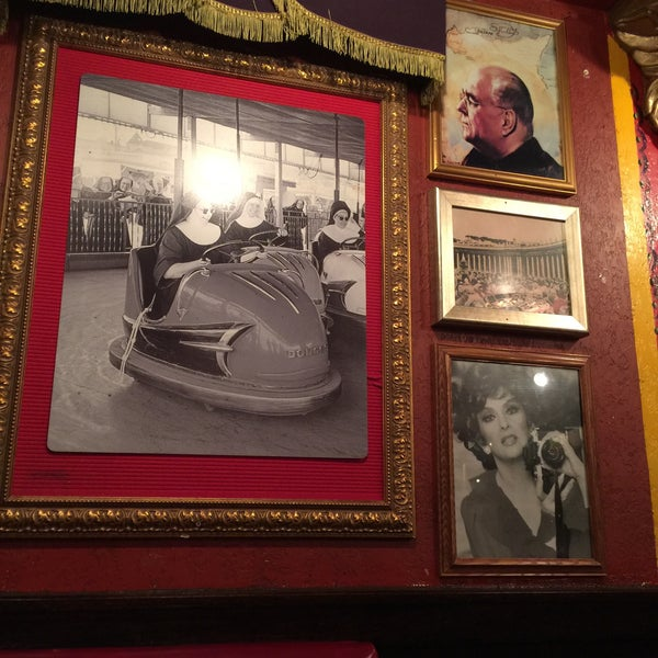 Photo taken at Buca di Beppo by Dennis C. on 3/19/2017