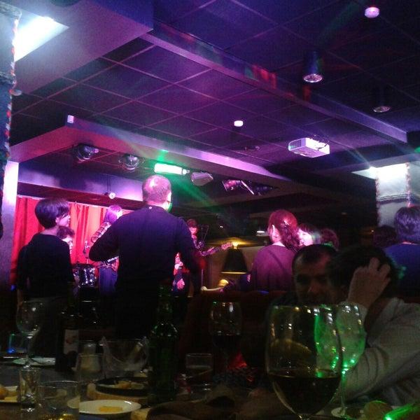 Снимок сделан в ресторан ORDA пользователем Владимир К. 10/31/2014