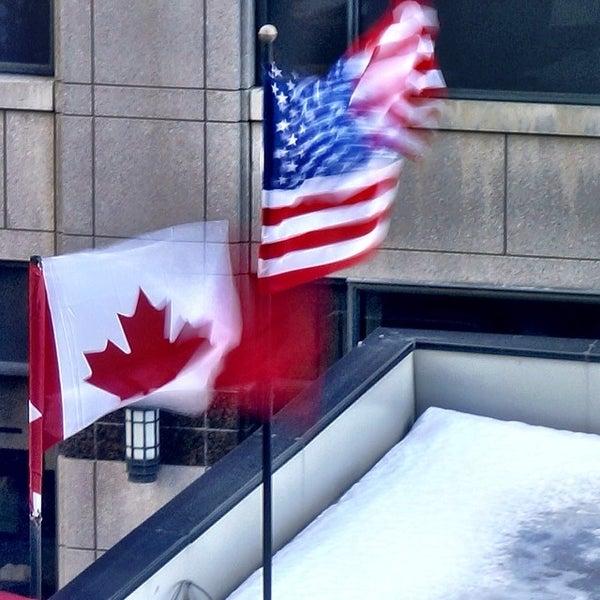 Photo taken at Park Hyatt Toronto by John H. on 2/23/2014