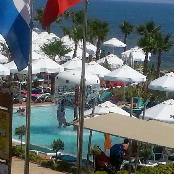 7/6/2013 tarihinde Şenay***ziyaretçi tarafından Vikingen Infinity Resort Hotel & Spa'de çekilen fotoğraf