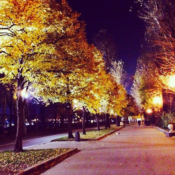 Foto scattata a Gorky Park da Oleg S. il 10/11/2013