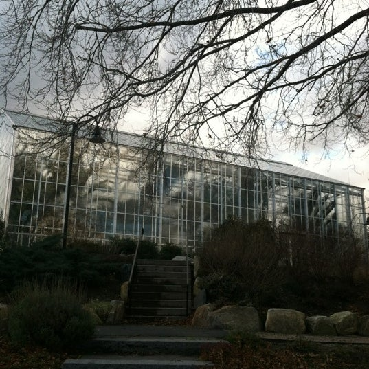 Roger Williams Park: Botanical Gardens At Roger Williams Park