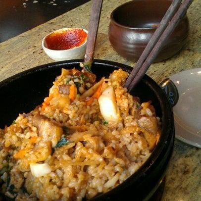 11/16/2012에 Angie C.님이 Kori Restaurant and Bar에서 찍은 사진