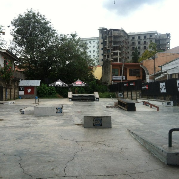 Concave Skatepark Skate Park In Cebu City