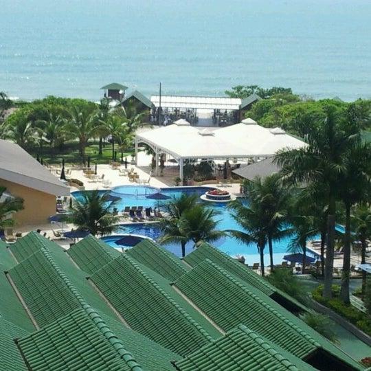 Foto tirada no(a) Infinity Blue Resort & Spa por Paulista G. em 12/6/2012
