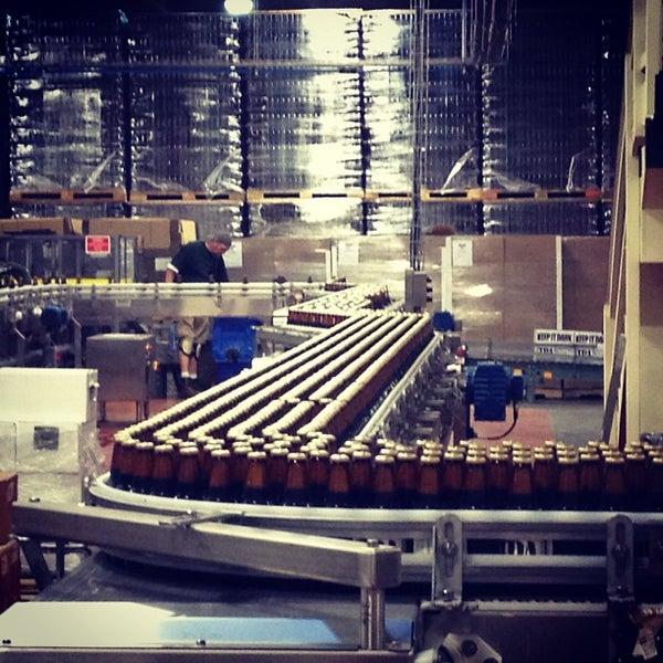 Photo taken at Lagunitas Brewing Company by Paul B. on 1/12/2013