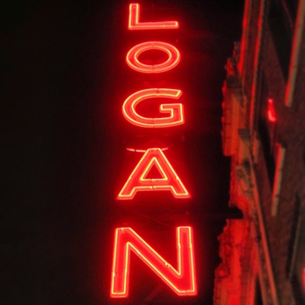 Photo taken at Logan Theatre by Maurice on 6/21/2013