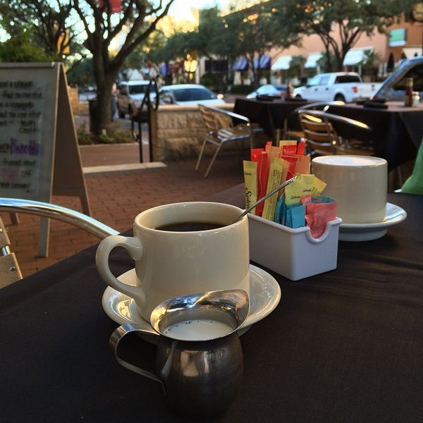 Photo taken at Main Street Bistro and Bakery by Chris H. on 10/4/2014