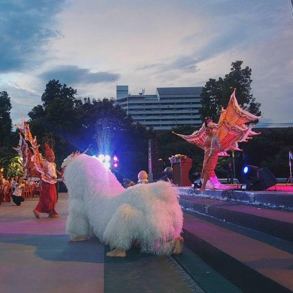 Photo taken at Chiang Mai Rajabhat University by J.s. C. on 5/15/2017