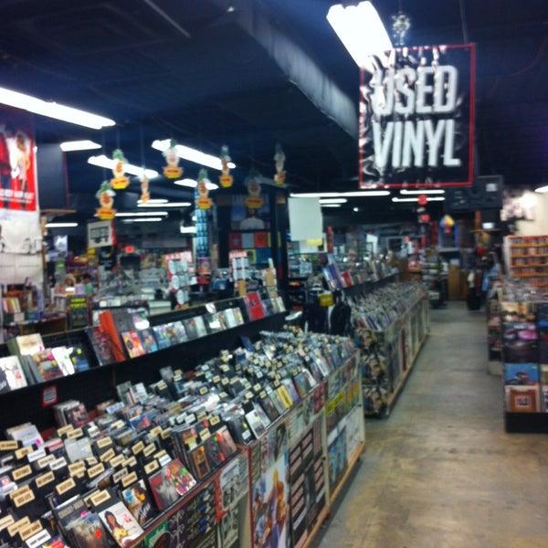 the sound garden record shop in syracuse