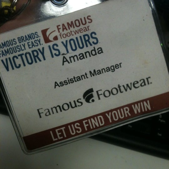 Photo Taken At Famous Footwear By Amanda D On 12 16 2018