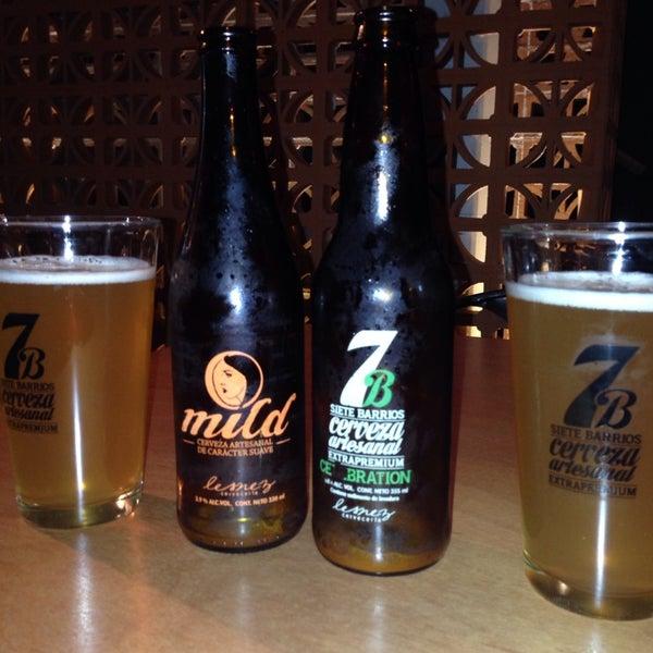 Foto tomada en Cervecería 7B por Daniel A. el 7/23/2014