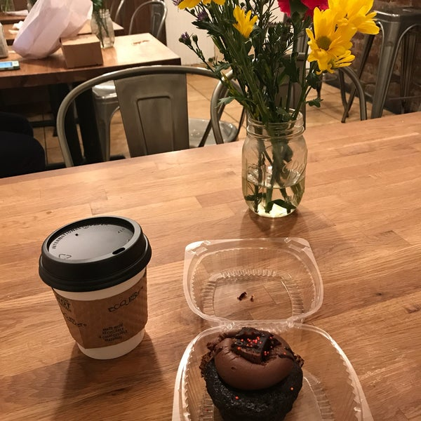 Photo taken at Big Booty Bread Co. by Olga F. on 4/27/2017
