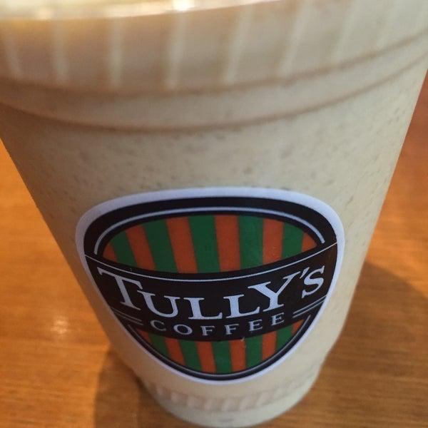 7/3/2016にø に.がTULLY'S COFFEE 京急羽田空港駅店で撮った写真