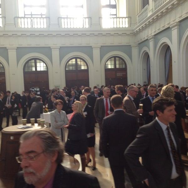 Photo taken at Hamburg Chamber of Commerce by John on 4/25/2013