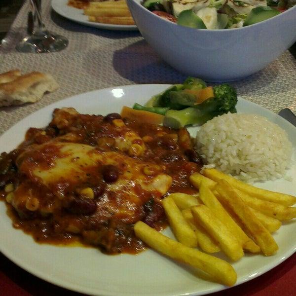 5/1/2013 tarihinde Oya S.ziyaretçi tarafından Cheffy Dünya Mutfağı'de çekilen fotoğraf