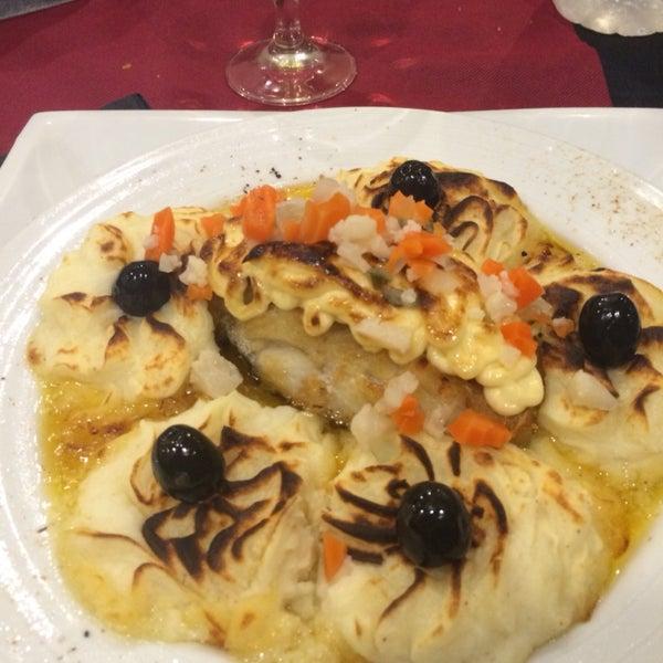 Super buenos platos Portugues!el bacalao muy bueno! Recomendavel