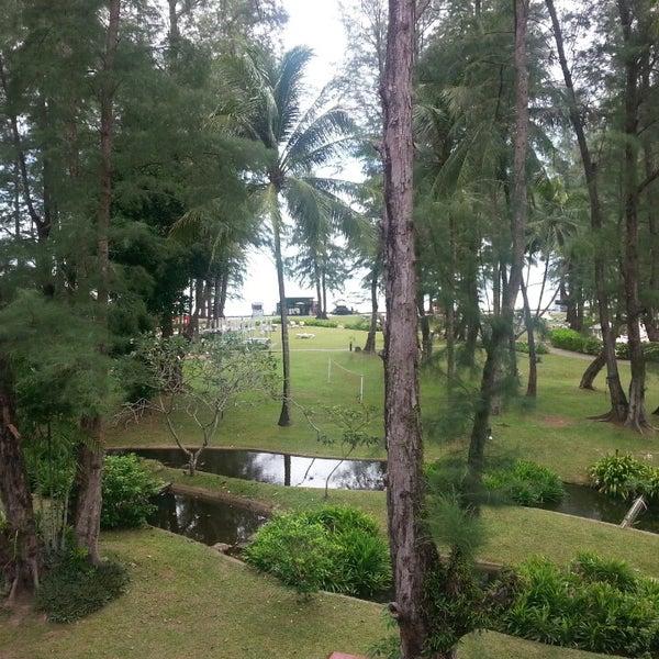 Photo taken at Dusit Thani Laguna Phuket by Adina K. on 6/6/2013