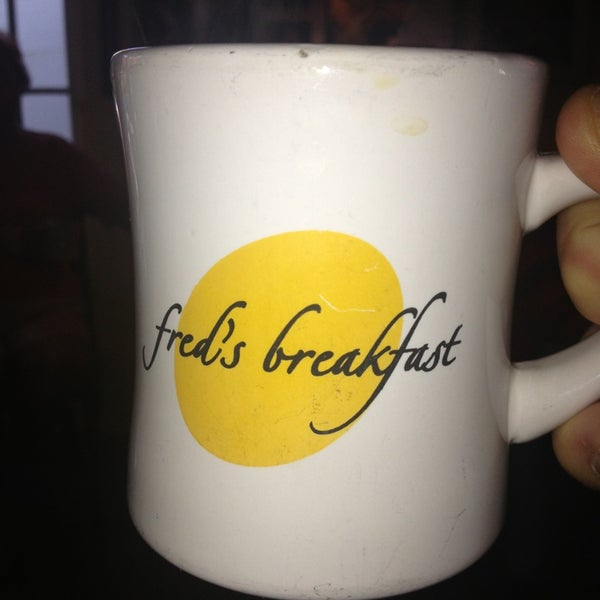 Photo taken at Fred's Breakfast by Rob B. on 8/21/2013