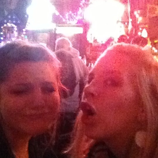 Photo taken at Manuel's Tavern by Laura D. on 12/7/2012