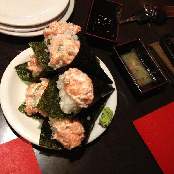 Foto tirada no(a) Hachi Japonese Food por Rafaela G. em 2/6/2013