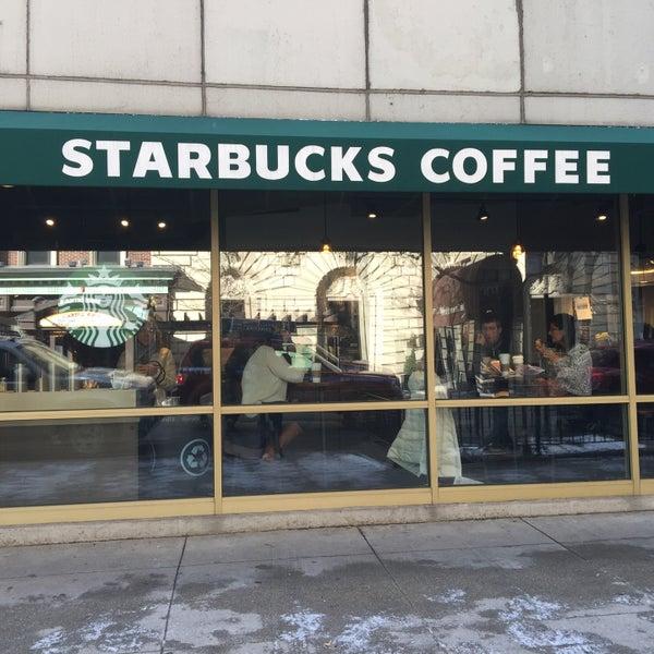 Photo taken at Starbucks by Jenn B. on 3/27/2015